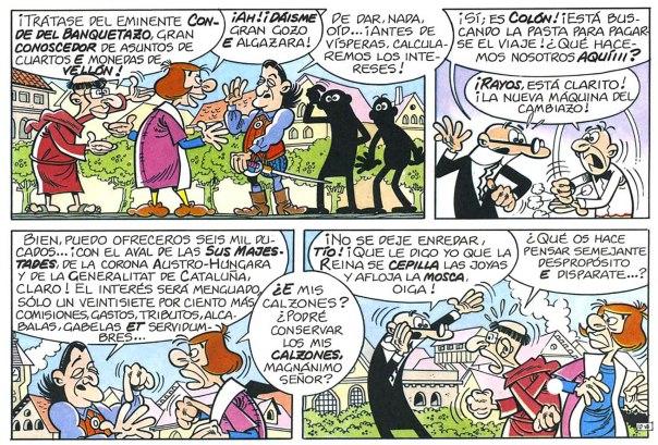 Magos del Humor 042 - El quinto centenario_10