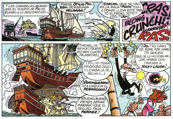 Magos del Humor 042 - El quinto centenario_20