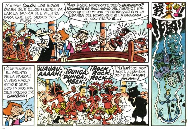 Magos del Humor 042 - El quinto centenario_34