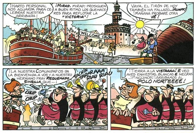Magos del Humor 042 - El quinto centenario_40