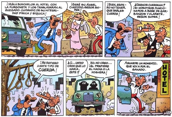 Mortadelo y Filemon 133 - 11